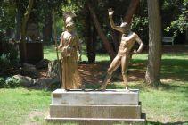 Liebieg Haus: Athena und Marsyas