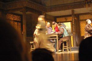 Das Teehaus 1. Akt
