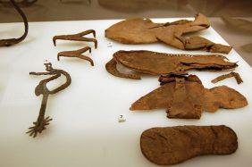Mittelalterliche Schuhsohlen