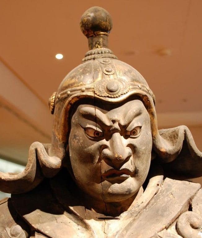 Japanischer Wächter