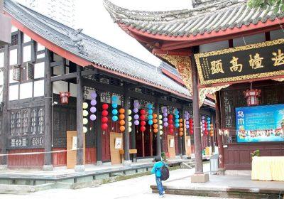 Auswahl - Fam-Trip Chengdu - Reisebericht 2016 Teil 1