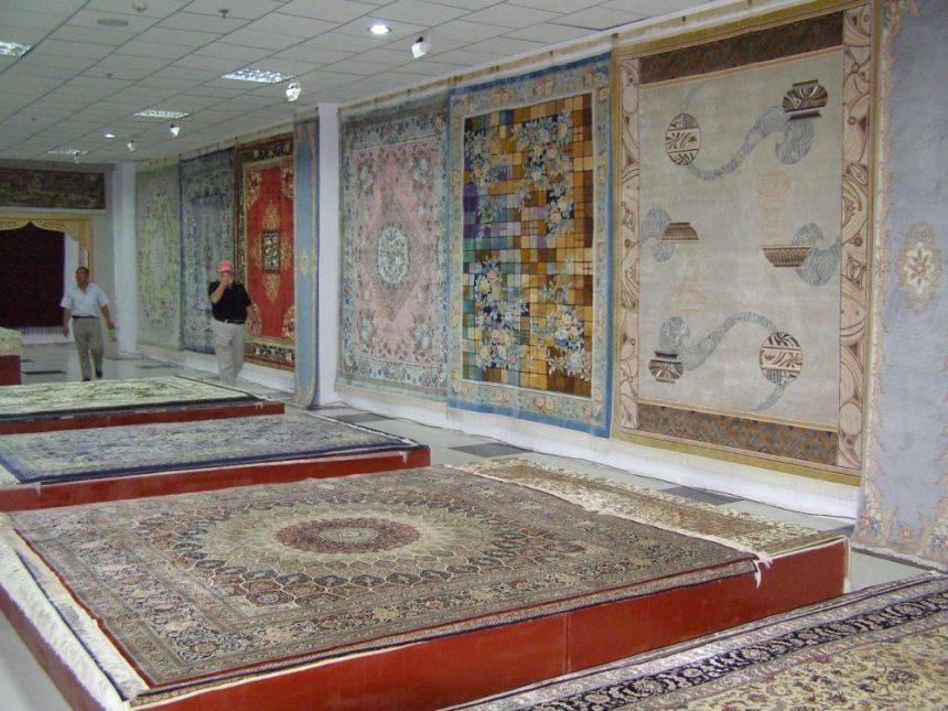 Kashgar Teppiche