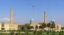 Tashkent - Altstadt