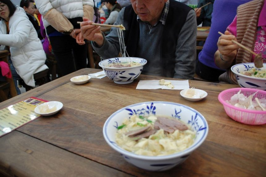 Xi'an Brotsuppe