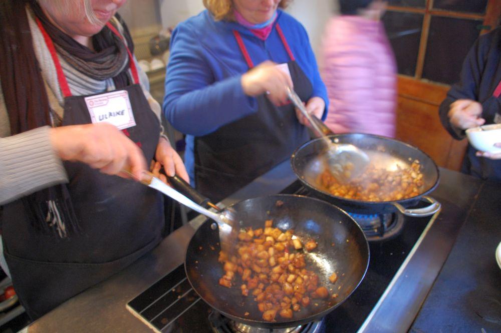 The Hutong - Nudeln kochen lernen in Peking