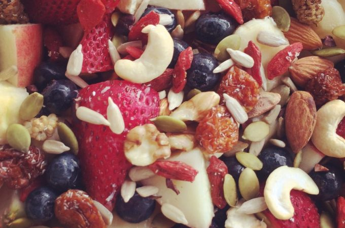 The Ultimate Superfood Trail Mix