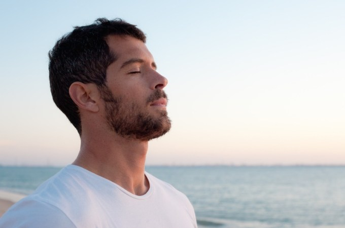 Simple Deep Breathing Exercise