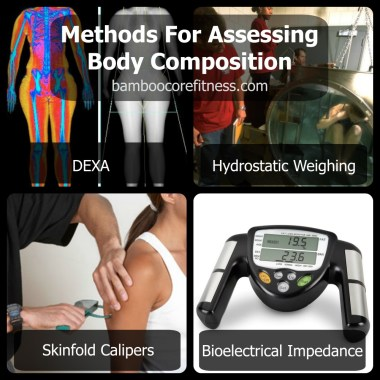 Methods for assessing body composition