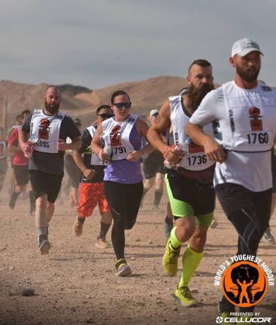 Team Vetscape At The World's Toughest Mudder