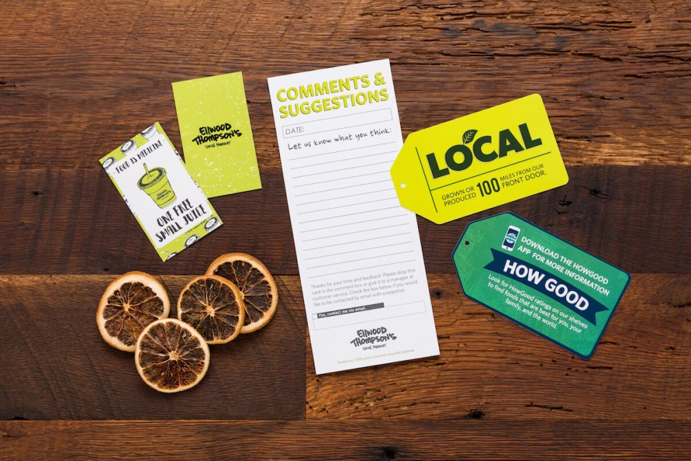 Printed Marketing Materials For Small Businesses Bambooink