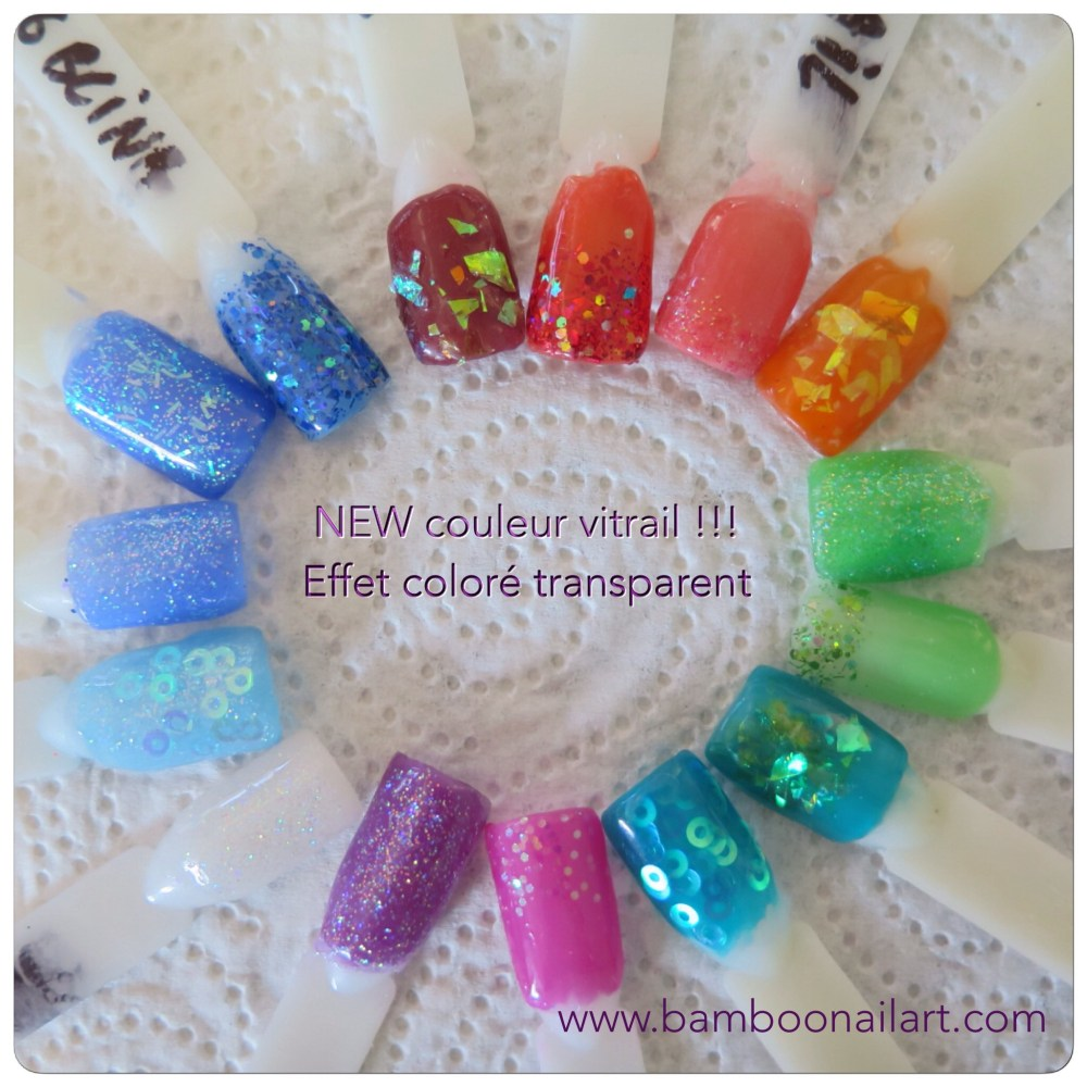 Galerie Couleurs Modelage d'ongles (5/6)