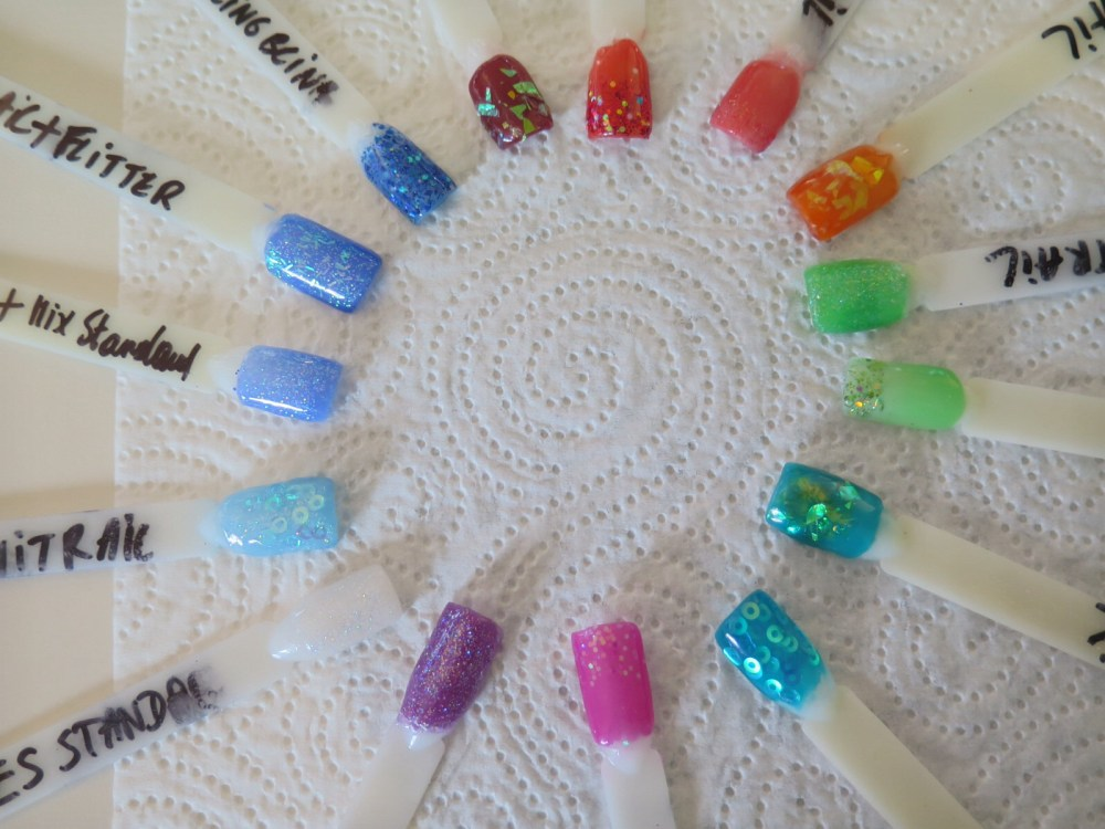 Galerie Couleurs Modelage d'ongles (4/6)