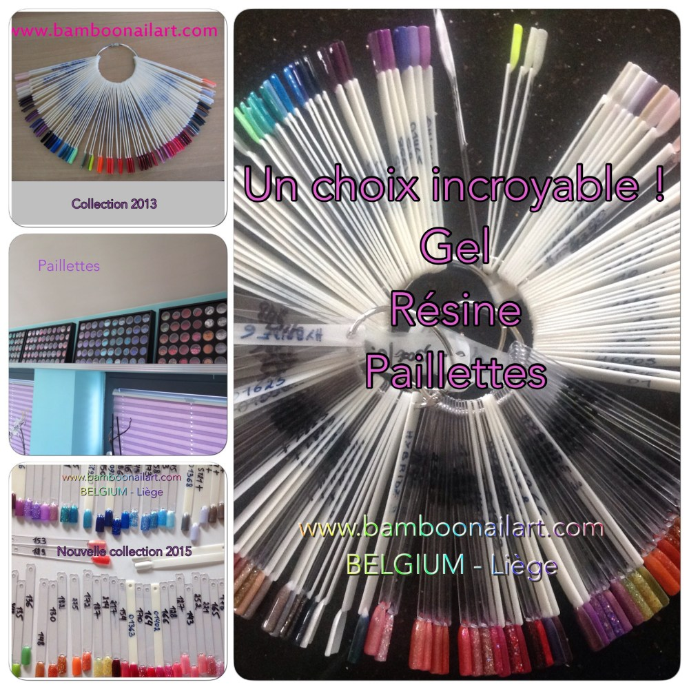 Galerie Couleurs Modelage d'ongles (6/6)