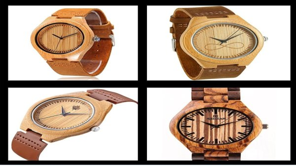Top 10 Best Bamboo Watch For Fashionable Men & Women