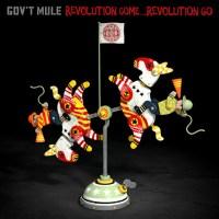 Gov't Mule - Revolution Come...Revolution Go (Fantasy Records, 2017)