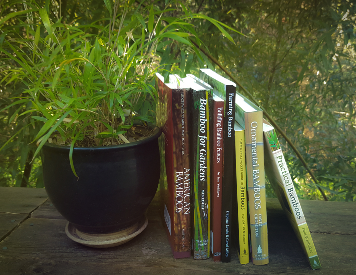 Books about Bamboo - Bamboo Sourcery Nursery & Gardens