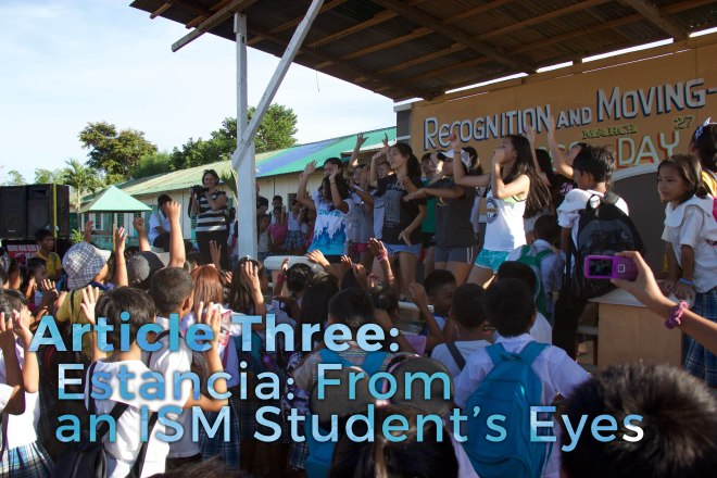 estancia from students eye
