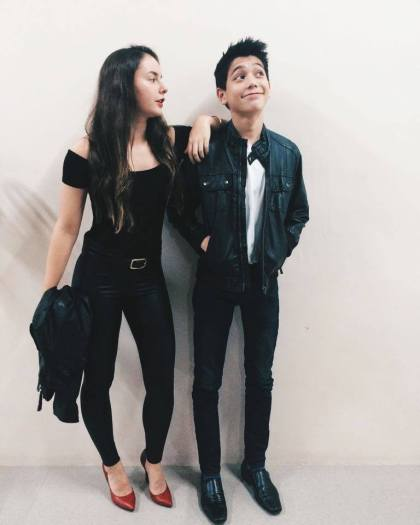 Kayla and Juan