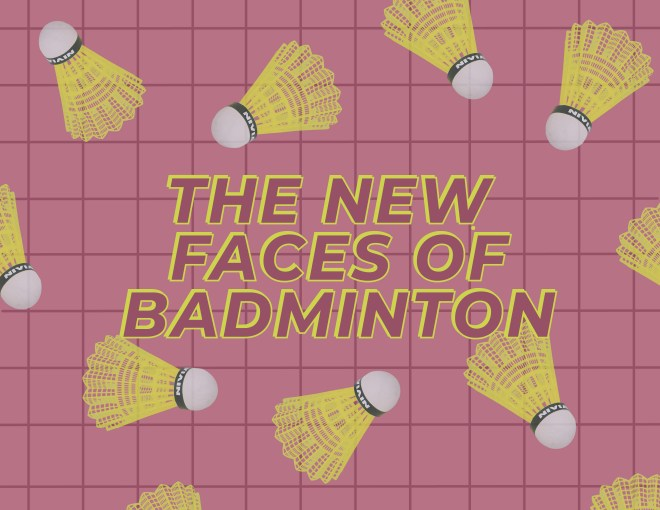 New Faces of Badminton - Raina Hwang