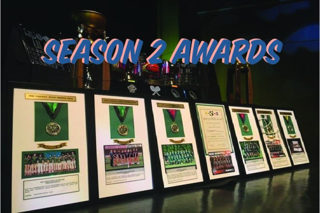 Season 2 awards - Somya Duggal