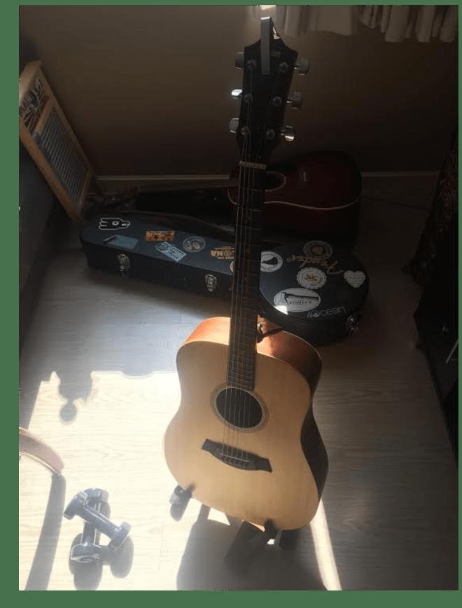 7.a gough guitar