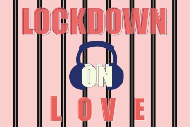 Lockdown on love - Somya Duggal