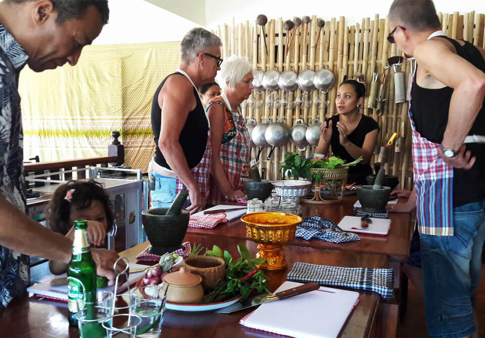 Bamboo Thai Cooking Class
