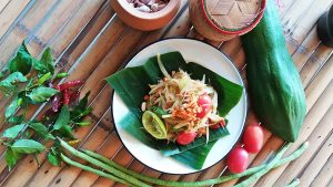 Bamboo Thai Som Tum
