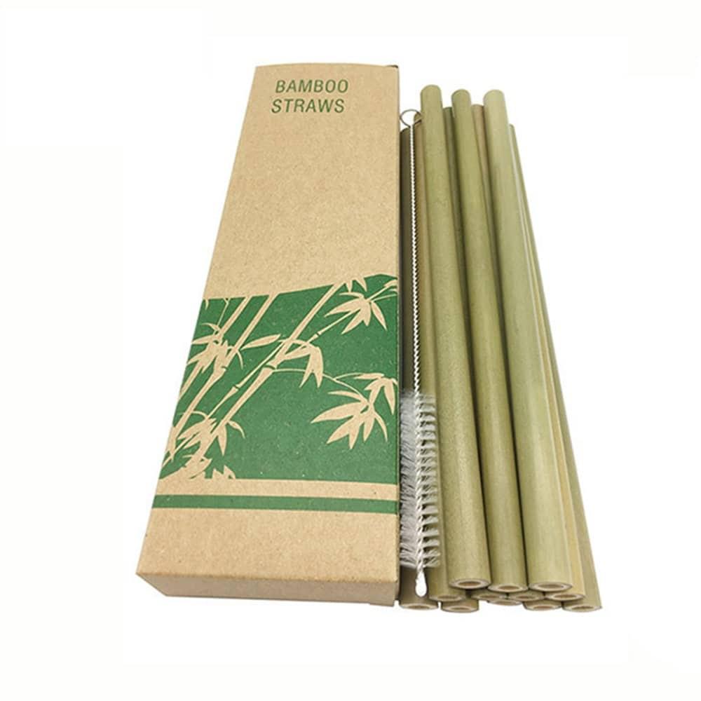La plupart des pailles en bambou ne sont pas made in France