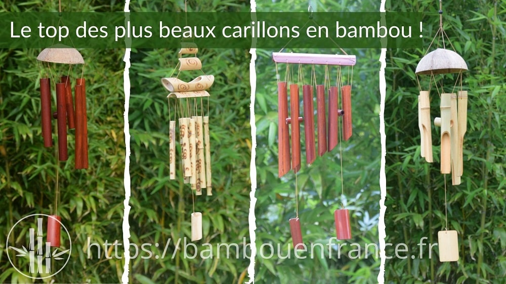 Carillon bambou