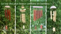 10 Carillons en Bambou Magnifiques ! Lequel Choisir en 2021 ?