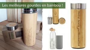 Gourde bambou