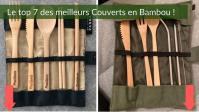 Meilleurs Couverts en Bambou en 2021: Lesquels Choisir ?