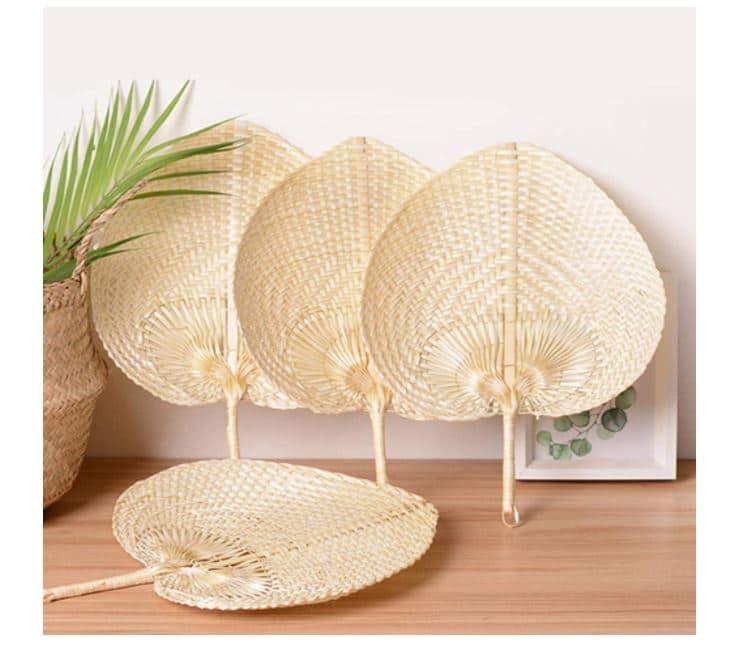 Eventail en bambou