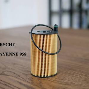 กรองน้ำมัน Porsche Cayenne 958 Made in Germany