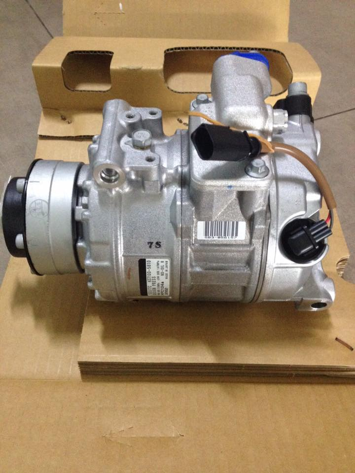 Denso A/C Compressor Air Conditioner