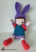 crochet bunny girl 2