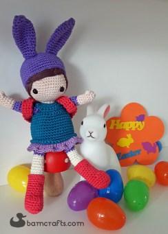 crochet bunny girl 4