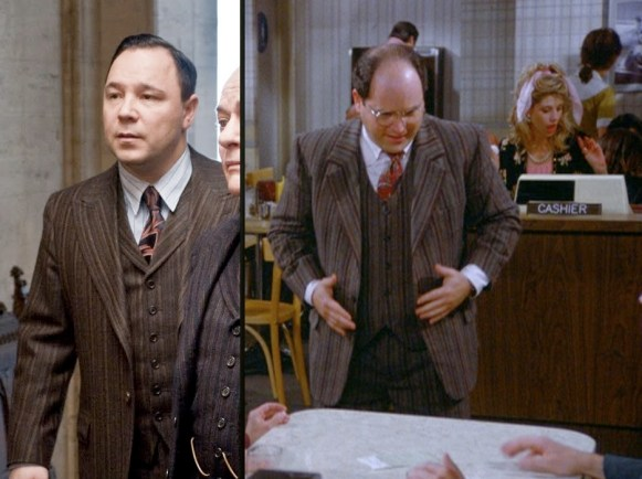 Was George Costanza the Al Capone of the 1990s?