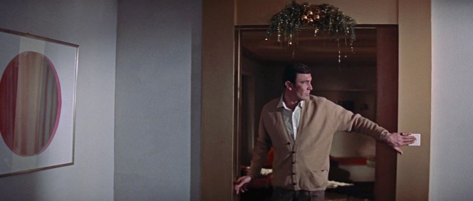 Bond, about to meet with an unpleasant surprise. Merry Christmas though.