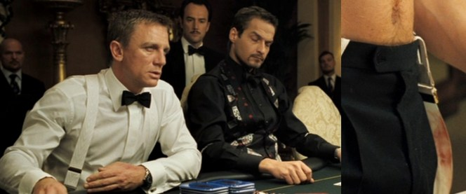 """The dealer wearing the """"festive"""" waistcoat is seriously somebody's creepy uncle, right?"""