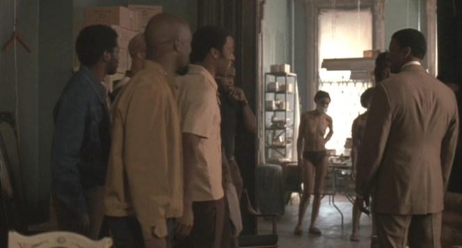Frank's tour of Harlem.