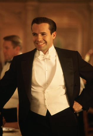 Billy Zane as Cal Hockley in Titanic (1997).