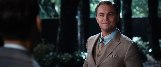 """Looks like he's just dying to say """"old sport"""", doesn't he?"""