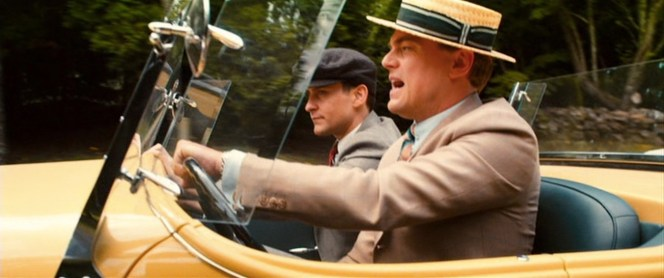 Leo looks strangely similar to his earlier role as J. Edgar Hoover in this screenshot.