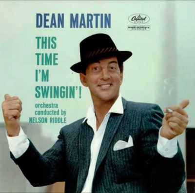 I'm sure Dean Martin was swinging long before this album.