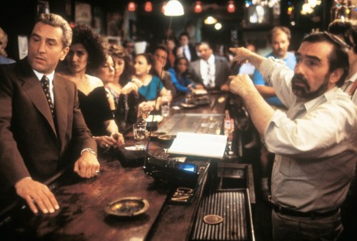 The bartender always knows best, especially if its Martin Scorsese.