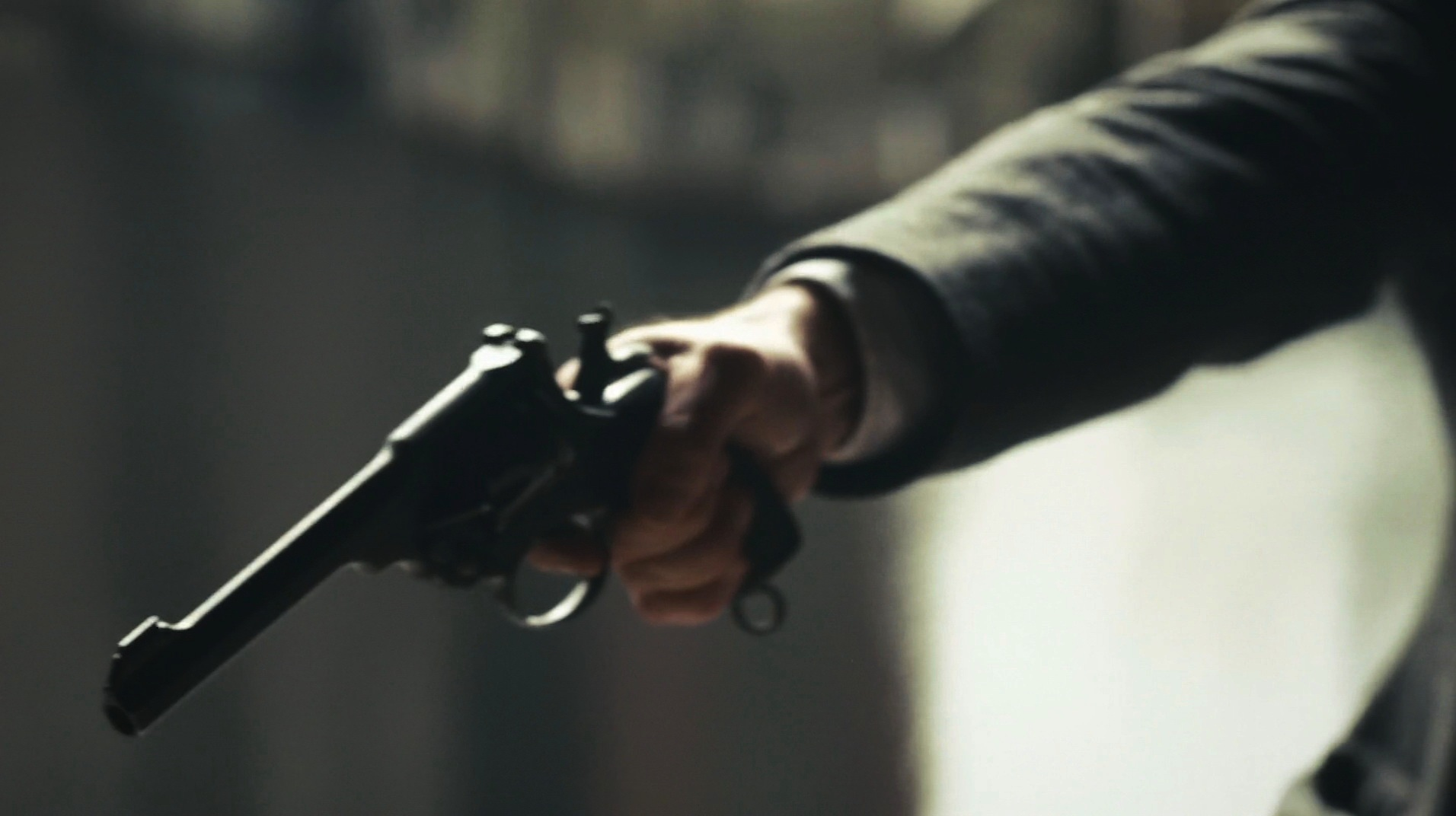 SHOTGUN T SHIRT BIRMINGHAM GANG SHELBY PEAKY BLINDERS OFFICIAL LICENSED