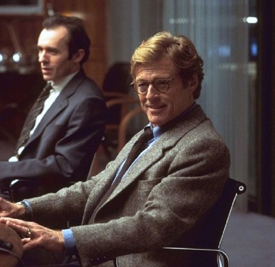 Robert Redford as Nathan Muir in Spy Game (2004).
