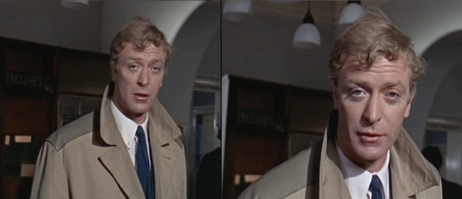 Fifty years before Frank Underwood was fighting for the Democratic nomination, Alfie Elkins was perfecting the art of breaking the fourth wall.